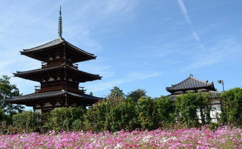 法起寺(ほうきじ、ほっきじ)