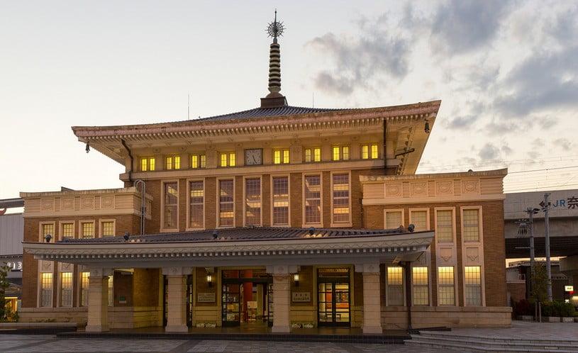 JR奈良駅から法隆寺まで電車(JR法隆寺駅経由)でのアクセス・行き方