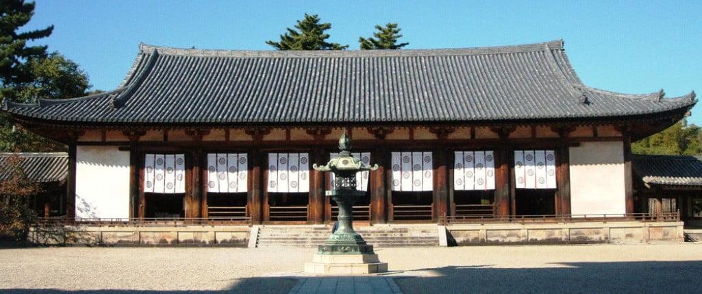 法隆寺・ 大講堂(だいこうどう)