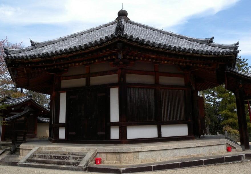 【法隆寺のパワースポットその3】「西円堂」