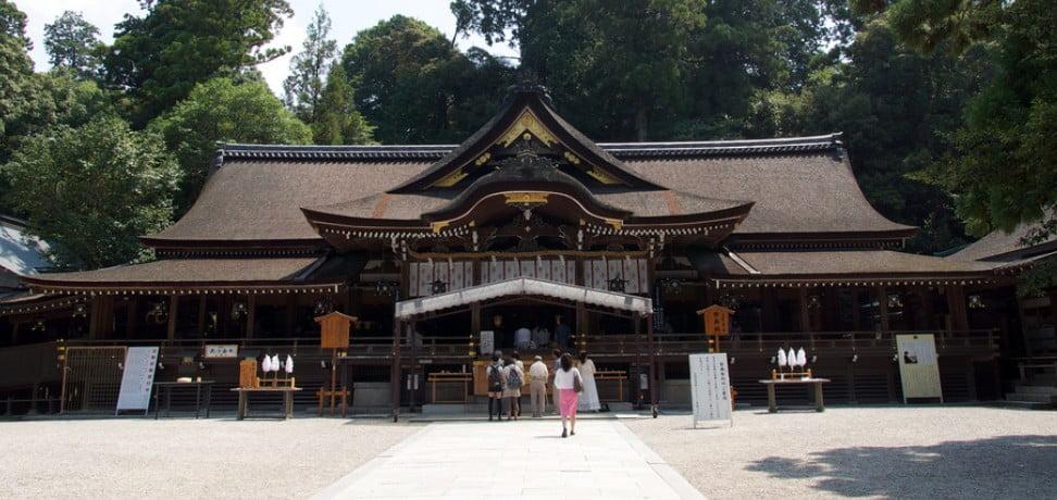 【奈良・法隆寺の周辺・付近のパワースポット】「大神神社」
