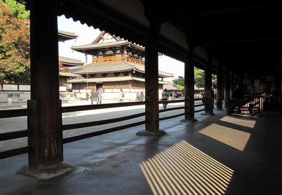奈良・法隆寺の入場料金(値上げ理由、割引情報)、拝観(見学)所要時間と境内のオススメの周り方