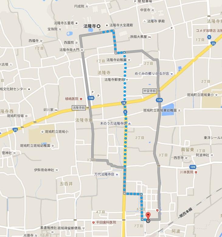 三井のリパーク法隆寺前第2」