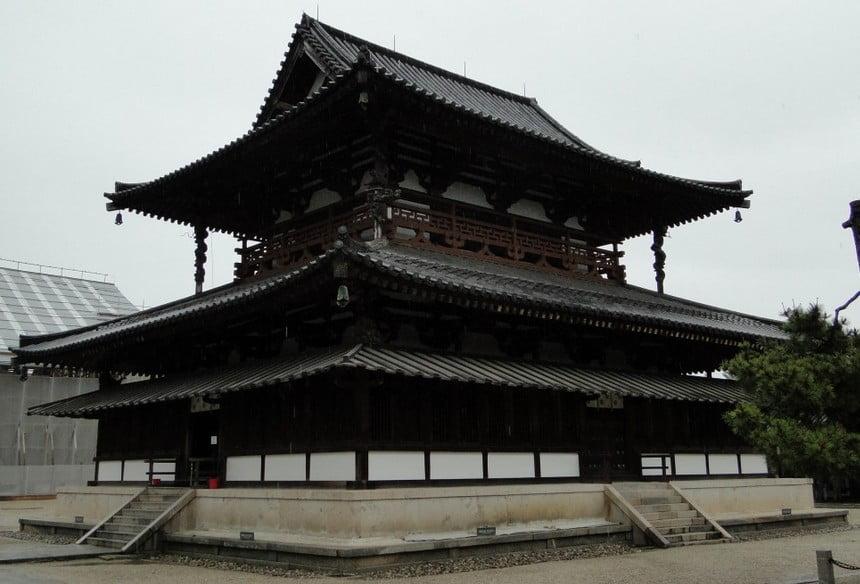 奈良・法隆寺のどこが「白銀比」?