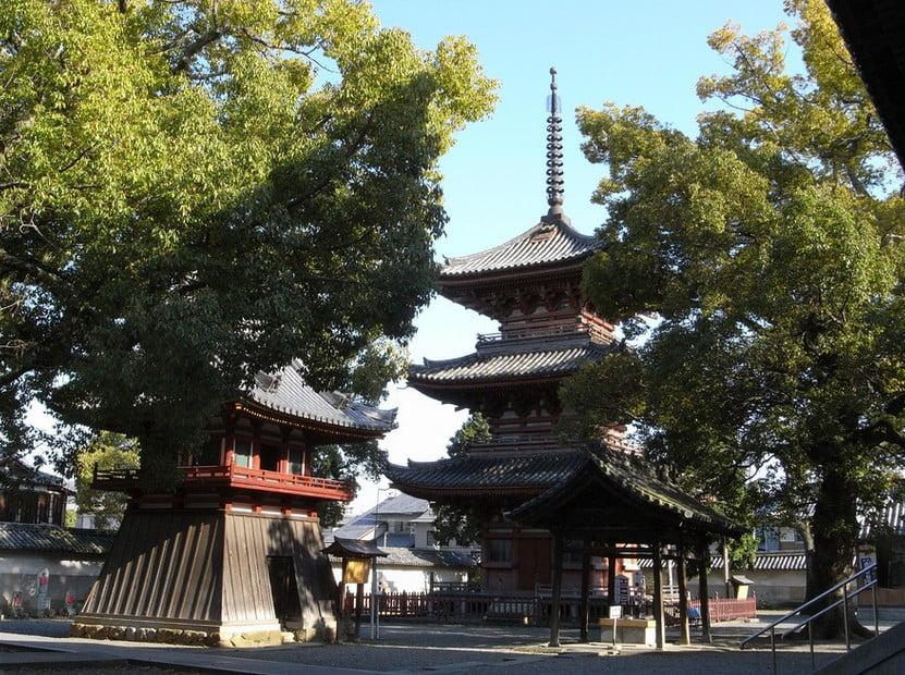 法隆寺の別名「斑鳩寺」と、もう1つ「斑鳩寺」??