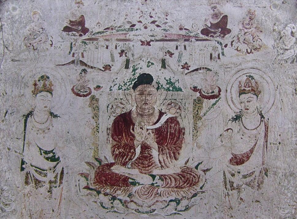 奈良・法隆寺の放火事件