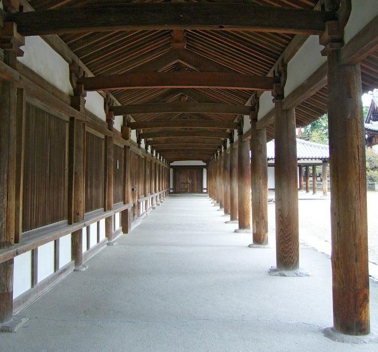 法隆寺の柱を「エンタシス(entasis)」にする理由と加工方法