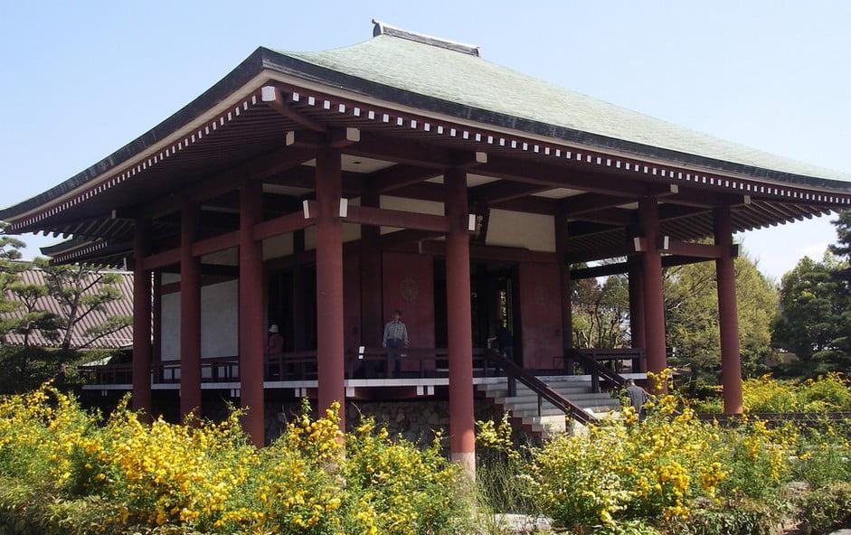奈良・中宮寺(国宝)のこんな見どころ