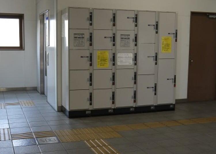 「JR法隆寺駅」のコインロッカー
