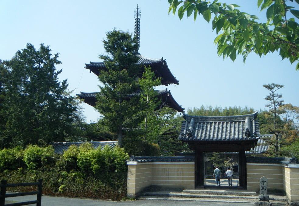 奈良・法輪寺(ほうりんじ)