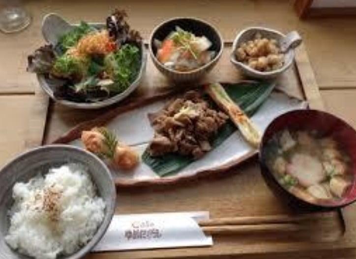 奈良 「Cafe・ゆめたがえ」
