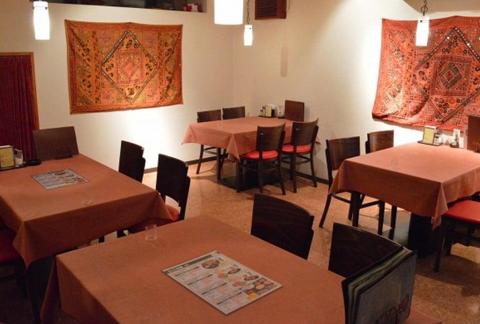「インド料理プジャ法隆寺店」の「住所・電話番号・営業時間・定休日