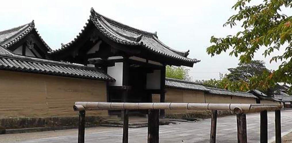 法隆寺・大湯屋
